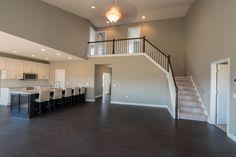 Cedar Hill Classic Great Room   by Wayne Homes