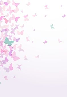 'Pink butterflies' Photographic Print by EkaterinaP Butterfly Wallpaper Iphone, Flower Background Wallpaper, Flower Backgrounds, Wallpaper Backgrounds, Iphone Wallpaper, Butterfly Baby Shower, Butterfly Birthday, Pink Butterfly, Vintage Clipart