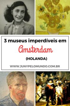 3 museus imperdíveis para incluir no seu roteiro por Amsterdam (Holanda) museu, cultura, passeio cultural, anne frank, van gogh, a ronda noturna, Rembrandt, europa, europe, eurotrip, amsterdam, holanda, holland, trem, trip, travel, viagem, dica de viagem, viajar barato, deconto em viagem, viagem em familia, Amsterdã, #travel #eurotrip #europe #amsterdam #holland #holanda