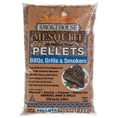 Smokehouse Products Wood Pellets - Mesquite