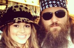 5 things Miley Cyrus can learn from Duck Dynasty