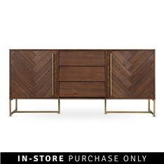 Join us and discover the best selection of mid-century modern console and sideboard design inspirations at http://essentialhome.eu/