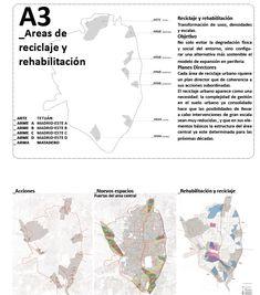 Galeria de Novo urbanismo de transformação e reciclagem: Projeto Madrid Centro - 7