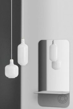 Designed in Denmark by Normann Copenhagen and inspired by old tube amplifiers from the 1960s the Nordic White Marble Pendant showcases a contemporary silhouette. #scandinavian #lighting #scandinaviqndesign #lightingdesign #scandi #pendant #pendantlighting #interiorpendant #scandinavianinterior #danishdesign #danishinterior Shop Lighting, Lighting Design, Pendant Lighting, Scandinavian Lighting, Scandinavian Interior, Danish Interior, Pendant Design, Nordic Design, Danish Design