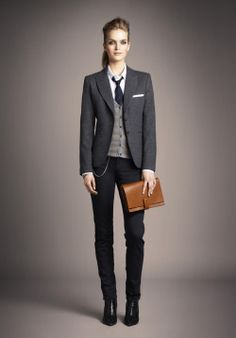 24 Style Trends for Attorneys androgynous fashion women casual - Google Search
