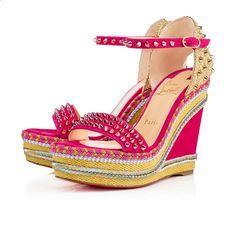 e82fd66abcd3 Shoes - Madmonica - Christian Louboutin Ankle Tie Espadrilles