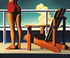 Two Seats - Kenton Nelson
