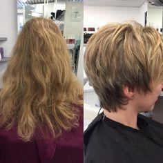 #newhaircut #coiffurecitylangenthal ##unschlaghaarschön Make Up, Long Hair Styles, Beauty, Hairstyle, Long Hairstyle, Long Haircuts, Beauty Makeup, Long Hair Cuts, Beauty Illustration