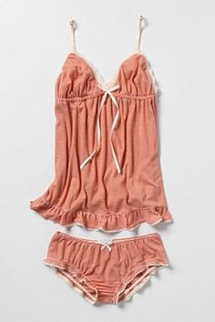 Collectangles Pretty Lingerie, Beautiful Lingerie, Sexy Lingerie, Lingerie Sleepwear, Nightwear, Costume, Cute Pjs, Anthropologie Clothing, Bikini