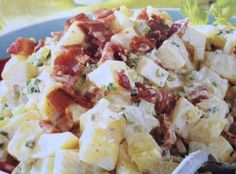 Southern Style Potato Salad Recipe | Just A Pinch Recipes
