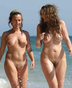 Girl beach florida nude