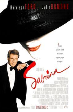 Julia Ormond in 'Sabrina', 1995.