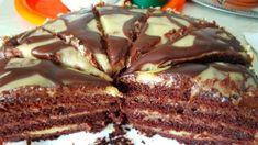 Prăjitură de post, cu cremă de portocale - Cel mai gustos și cremos desert de post Posne Torte, Sweet Life, Vegan Desserts, Cheesecakes, Yummy Cakes, Vegetarian Recipes, French Toast, Deserts, Sweets