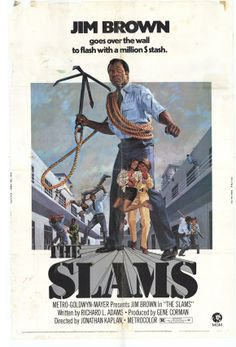 Blaxploitation Pride: The Slams (1973)