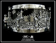 snare_paisley exotic and fun