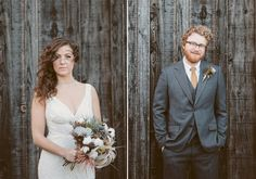 Rustic Point Reyes wedding by Tend| air plant, cotton pod, and succulent wedding Photo by Kate Harrison | 100 Layer Cake