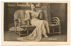 """Miss Luzon"" Catalina Zavala. National Beauty Show, Manila Carnival. Filipiniana, Fashion History, Women's Fashion, Cata, Pinoy, Vintage Pictures, Filipino, Old Photos, Philippines"