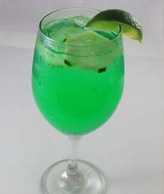 84 calorie Irish Isle- 1 part vodka 2 parts refine Mojito Mix Splash of club soda 2 tsp. muddled cucumber