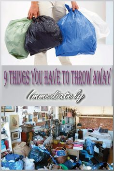 9 Things You Have To Throw Away