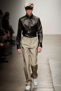 #Menswear #Trends Martin Kheen Fall Winter 2015 Otoño Invierno #Tendencias #Moda Hombre   M.F.T.