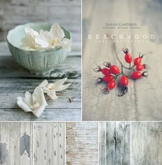 Beachwood Textured Papers from Sarah Gardner http://sarahgardnerphotography.blogspot.co.uk