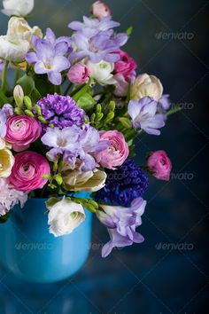 Realistic Graphic DOWNLOAD (.ai, .psd) :: http://vector-graphic.de/pinterest-itmid-1007001419i.html ... bunch of spring flowers ...  Ranunculus, arrangement, beautiful, blossom, bouquet, bunch, color, flowers, freesias, freshness, gift, hyacinths, nature, objects, spring, table, tulips  ... Realistic Photo Graphic Print Obejct Business Web Elements Illustration Design Templates ... DOWNLOAD :: http://vector-graphic.de/pinterest-itmid-1007001419i.html