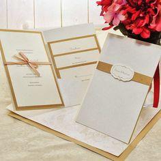 Cara Membuat Undangan Pernikahan Simple Elegan
