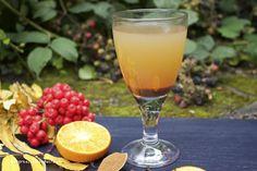 Dyniowy Kompot z Nutką Pomarańczy