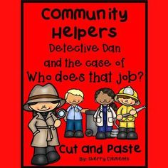 { These community helper clues are great for guided reading groups, homework, a mini lesson, or literacy center activities. }