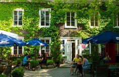 9 terrasses branchées ! via Tourisme Chaudière-Appalaches