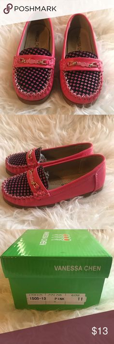 Girls Vanessa Chen loafers Vanessa Chen  Size 11 girls GUC Runs a size small vanessa chen Shoes Flats & Loafers