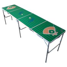 Los Angeles Dodgers 2' x 8' Tailgate Table