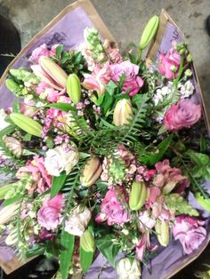 www.facebook.com/fabulousflowers  #bouquet #florist #flowers
