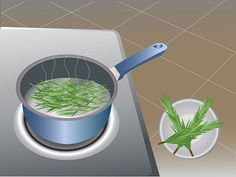 Make your own herbal flea dip. Take two cups of fresh rosemary leaves and add them to two pints of water. Boil for thirty minutes. Strain the liquid, discard the leaves and mix it with up to a gallon of warm water. Pour this over your pet until saturated. Do not rinse off, but allow your pet to air dry.
