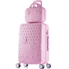 5adbd8945 Korea fashion girl lovely candy color travel luggage sets on universal  wheels,high quality 14