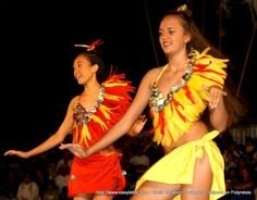 Tahitian dancers-Madoul! nice