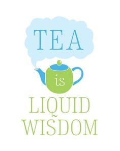 The wonders of Tea