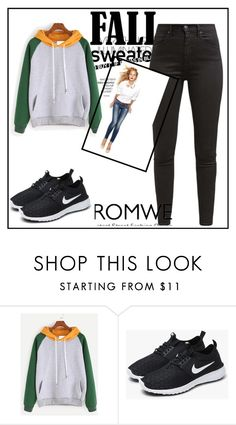 """Sweatshirt - Contest"" by adorotic-1 ❤ liked on Polyvore featuring NIKE and Levi's"
