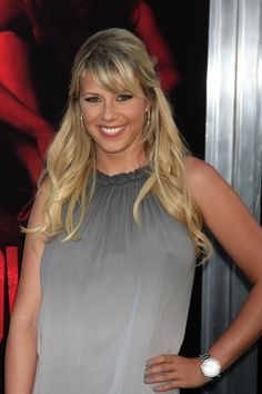 Jodie Sweetin arrives at the 'The Gallows' Los Angeles Premiere at Hollywood High School on July 7, 2015 in Los Angeles, California.