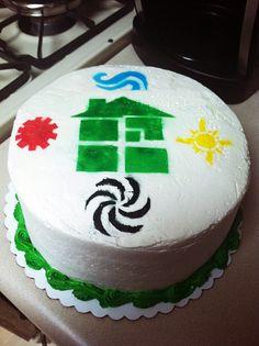 Homestuck Cake by setsuntamew.deviantart.com on @deviantART
