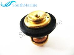 Boat Engine Thermostat 688-12411 6H3-12411 6E5-12411 for Yamaha 2-Stroke 15HP 25HP 30HP 40HP -220HP Outboard Motor