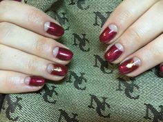 Hig french nails