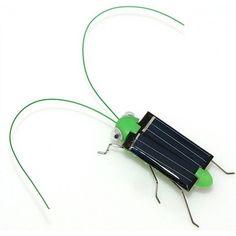 Funny solar power toys for kids, cute sunlight solar toys Solar Energy Powered Crazy Grasshopper solar system toy Solar Powered Toys, Gadget, Solar Energy, Solar System, Tech, Ipad Mini, Ipad Case, Kids Toys, Usb Flash Drive
