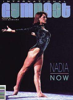 Nadia Comaneci - Romania