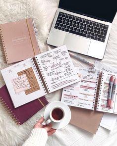 Study Organization, Planner Organization, Organizing, Custom Planner, Study Pictures, School Study Tips, Study Planner, Study Hard, Study Notes