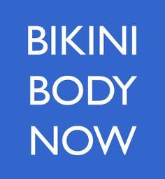 Jetzt ist noch genügend Zeit mit dem Workout für eine Bikinifigur zu starten. pünktlich zum Sommeranfang sind einem am Strand dann alle Blicke gewiss!