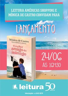 """BONDE DA BARDOT: RJ: Mônica de Castro lança o livro """"O Melhor Amigo do Inimigo"""", sobre a lealdade dos animais, neste sábado (24/06)"""
