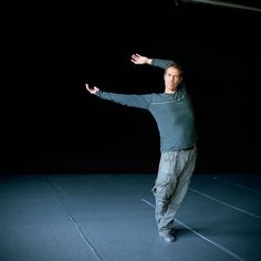 Going Gaga for Ohad Naharin, artistic director of the Tel Aviv–based Batsheva Dance Company and the inventor of Gaga, a vocabulary that provokes dancers to respond to ideas and their own sensations to create precise forms