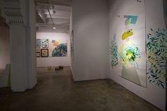 Nuria Mora en la galería Delimbo (Sevilla) hasta Septiembre