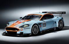 Aston DB GT